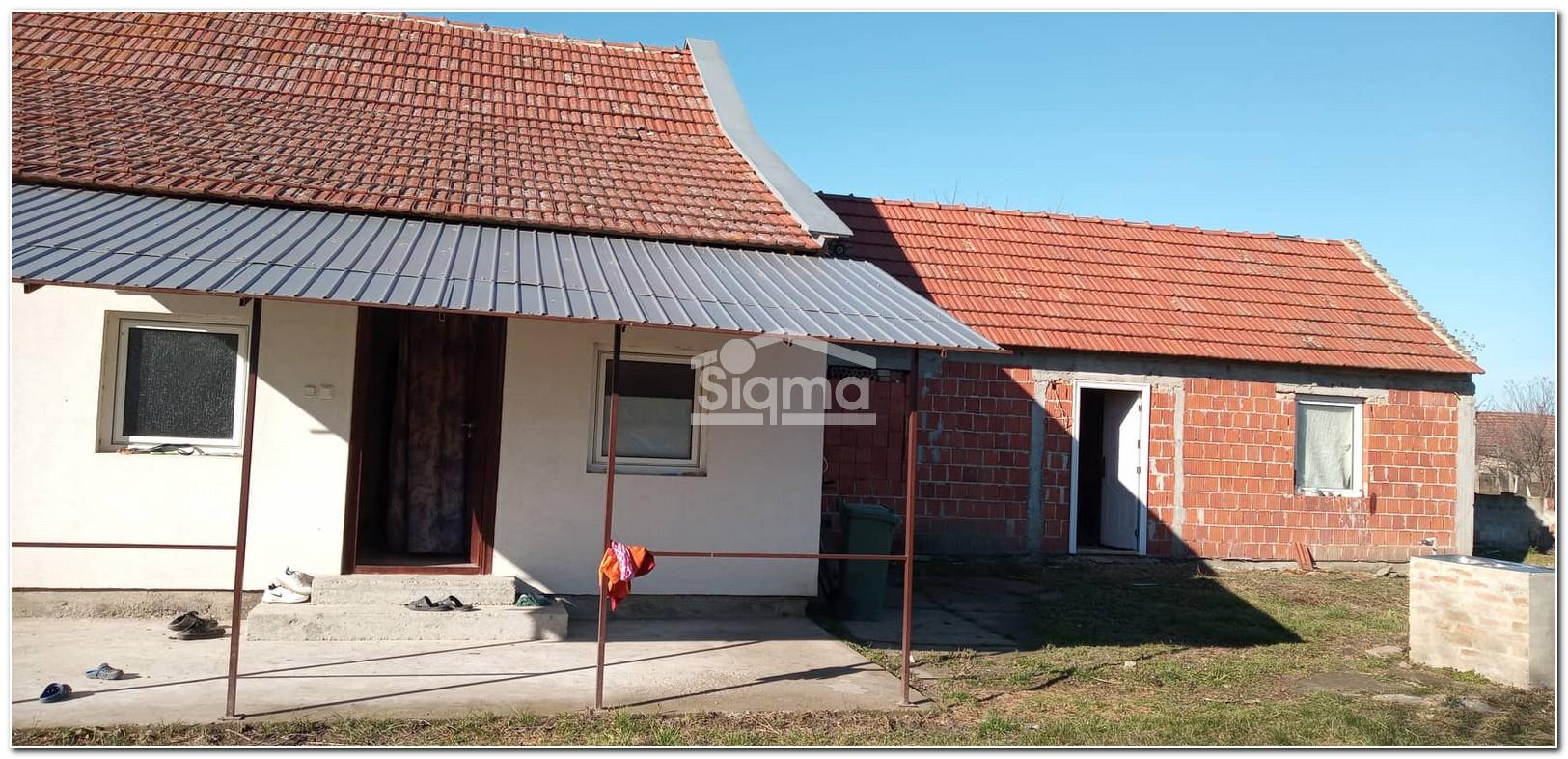 Trosobna Kuća Novi Bečej