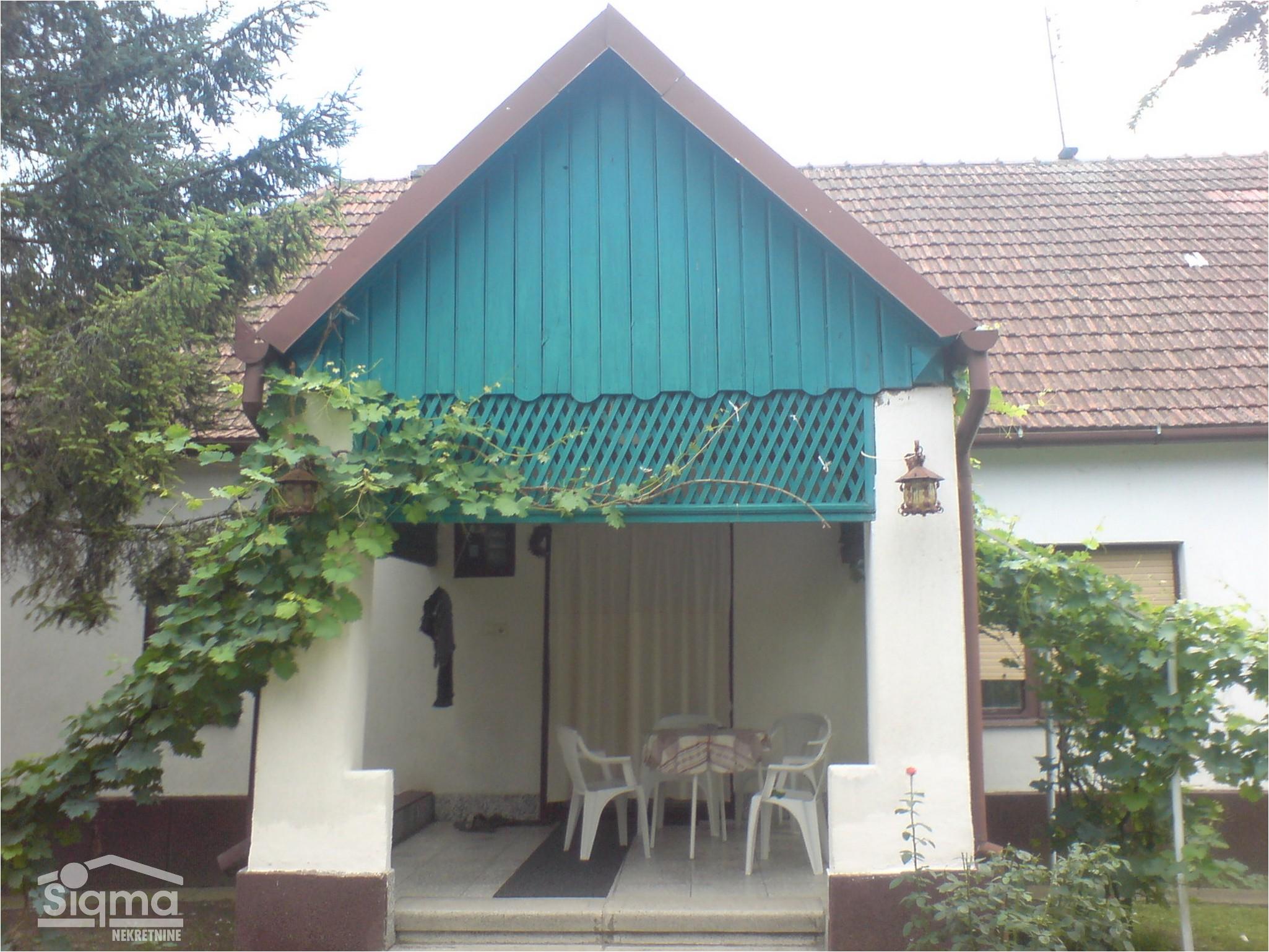 Kuća i Plac od 30 ari Žitište