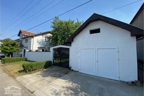 Spratna kuca stan garaza duvanika prodaja sigma nekretnine zrenjanin 1f