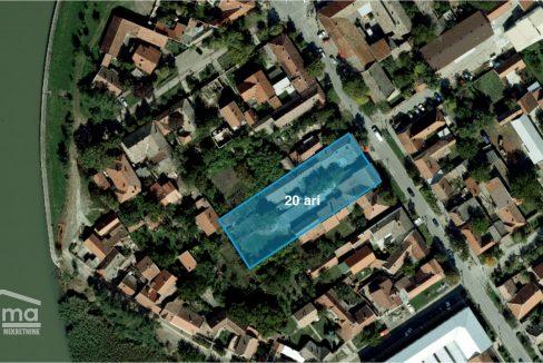 lokacija za izgradnju stambene zgrade siri centar zrenjanin prodaja sigma nekretnine zrenjanin1