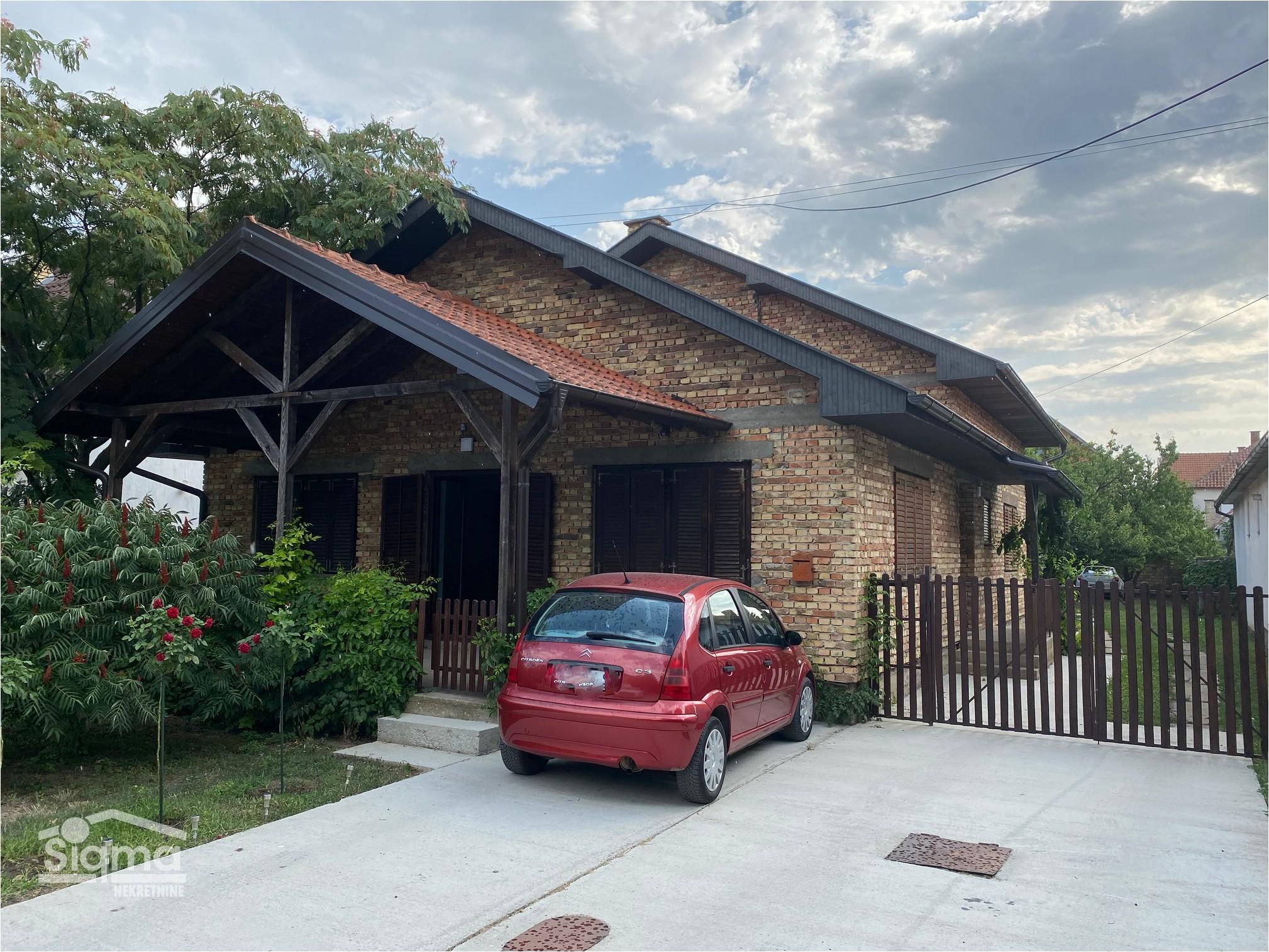 Spratna Kuća, Stan i Garaža Bagljaš